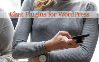 5 Chat Plugins for WordPress